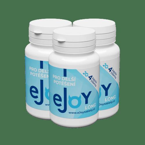 eJoy® LONG 3 balení