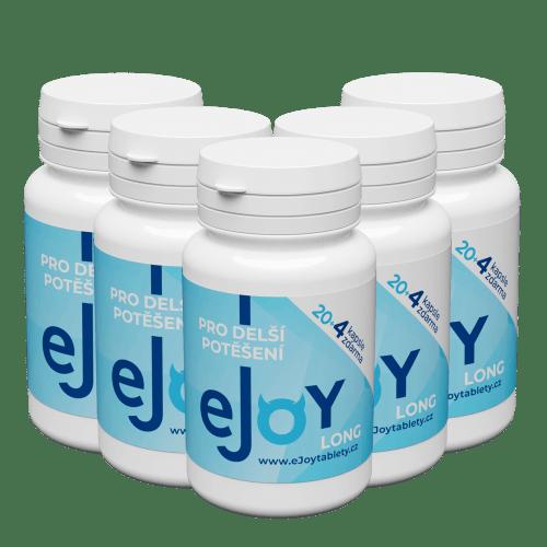 eJoy® LONG 5 balení