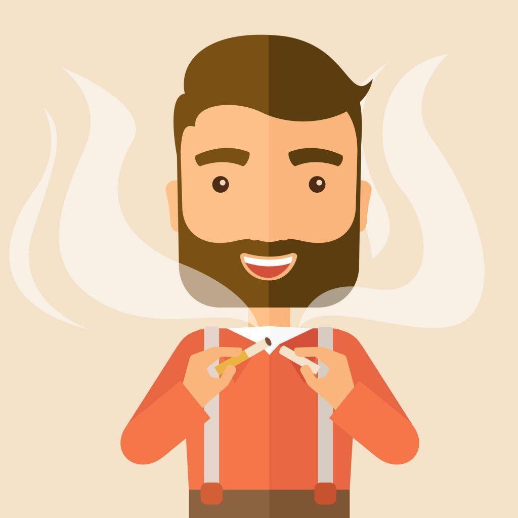Kouření a alkohol, vliv na erekci
